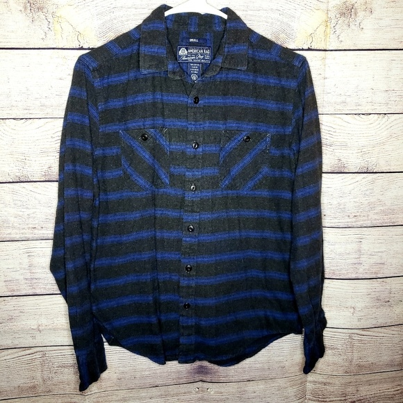 American Rag Other - Young mens button up longsleeve shirt